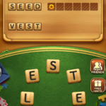 Word connect level 2601