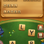 Word connect level 2609