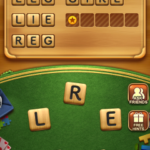 Word connect level 2610