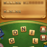 Word connect level 2612