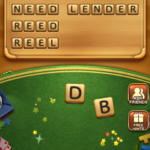 Word connect level 2617