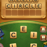 Word connect level 2632