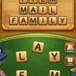 Word connect level 2642