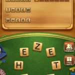 Word connect level 2694