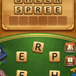 Word connect level 2707