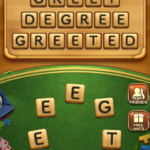 Word connect level 2771