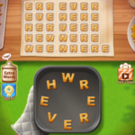 Word cookies fantastic chef blueberry 02