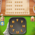 Word cookies fantastic chef blueberry 10