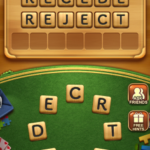 Word connect level 2871