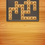 Wordcookies cross vainilla nivel 14