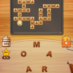 Wordcookies cross vainilla nivel 15