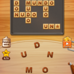Wordcookies cross vainilla nivel 2