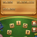 Word connect level 2901