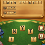 Word connect level 2943