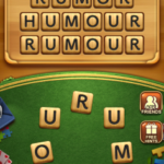Word connect level 2953