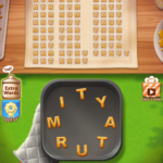 Word cookies first class chef celery 16