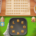 Word cookies first class chef celery 2