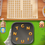 Word cookies first class chef celery 20
