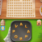 Word cookies first class chef celery 3