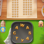 Word cookies first class chef celery 5