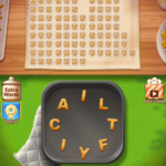Word cookies first class chef celery 7