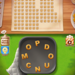 Word cookies first class chef celery 8