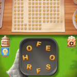 Word cookies first class chef sage 17