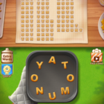 Word cookies first class chef sage 18