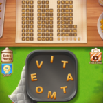 Word cookies first class chef tomato 12