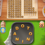 Word cookies first class chef tomato 13