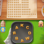 Word cookies first class chef tomato 14
