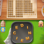Word cookies first class chef tomato 17