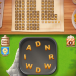 Word cookies first class chef tomato 18