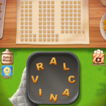 Word cookies first class chef tomato 19
