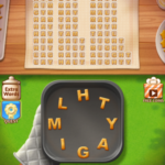 Word cookies first class chef tomato 20