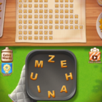 Word cookies first class chef tomato 4