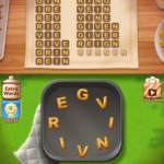 Word cookies first class chef tomato 5