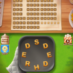 Word cookies first class chef tomato 7