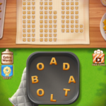 Word cookies first class chef tomato 8