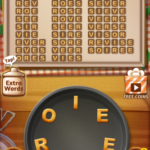 Word cookies champagne 12