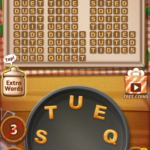 Word cookies champagne 16