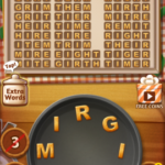 Word cookies champagne 17