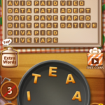 Word cookies champagne 18