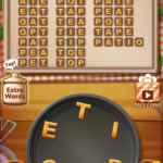 Word cookies champagne 19