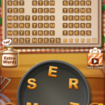 Word cookies champagne 2