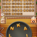Word cookies champagne 3