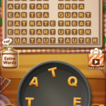 Word cookies champagne 6