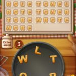 Word cookies compbel early 1